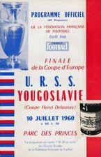 Russia Home Teams O-R Final Football Programmes