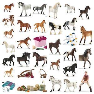 Schleich Horses  Schleich Horse Club Riders  Horses & Accessories