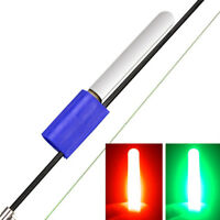 Electronic Light LED Bite Alarm Light 1 pc Night Fishing Rod Clip Glow Stick