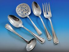 Old French by Gorham Sterling Silver Essential Serving Set Large 5-piece
