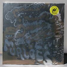 MURLOCS 'Old Locomotive' Ltd. Edition BLACK/SILVER Vinyl LP NEW/SEALED