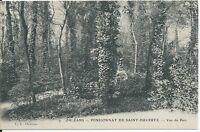 CPA-45-ORLEANS - Pensionnat - St-Euverte - Vue du Parc