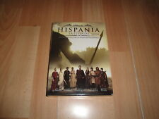 HISPANIA LA LEYENDA PRIMERA TEMPORADA EN DVD SERIE DE TV EN BUEN ESTADO