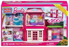 Mega Bloks Barbie Build-n-Play Fab Manoir 80149