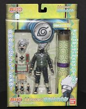 Kakashi Bandai 2003 Sealed first articulated figure toy New Rare Vintage Naruto