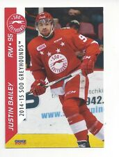 2014-15 Soo Greyhounds Update (OHL) Justin Bailey (Rochester Americans)