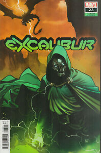 Excalibur Nr. 23 (2021), Variant Cover, Neuware, new
