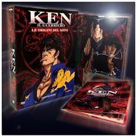 5 Dvd Box Cofanetto KEN IL GUERRIERO ~ LE ORIGINI DEL MITO serie completa nuovo