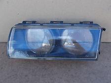 BMW E36 318i SEDAN Late LEFT Headlight Glass Lens DM1AL BOSCH Ref Part 8363077