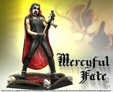 King Diamond II (Mercyful Fate Era) Rock Iconz™ Statue Direct from KnuckleBonz