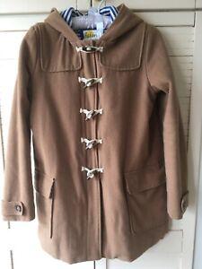 mini boden girls 13-14 Beige Winter Coat