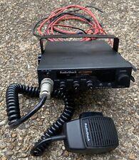 Radio Shack Trc-520 21-1710 Cb Radio with Microphone, 40 Channels, Working