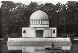 Ausstellungshalle der Anker- Linoleumwerke von Arch. Peter Behrens 1906