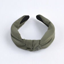 Fashion Bow Knot Hairband Women Hair Head Hoop Simple Sweet Girls Hair Headband