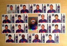 Champions league 2011/12 - Figurine stickers PFC CSKA Mosca squadra completa