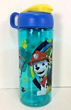 NEW Zak! PAW PATROL Water Bottle Sullivan Travel 16.5oz BLUE Chase Marshall