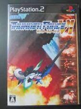 PS2 Thunder Force VI 6 Japan