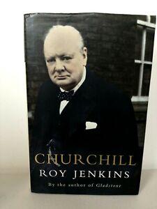 Churchill: A Biography by Jenkins, Roy. (Hardback)