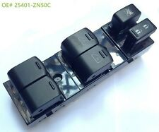 For Nissan Altima 2007-2012 08 Electric Power Window Control Switch Driver Side