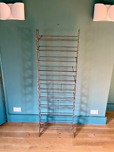 Boltz USA Steel CD Floor Rack 600 CD capacity (requires assembly)