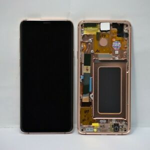 Genuine Samsung Galaxy S9 Plus G965F LCD Assembly Gold GH97-21691E