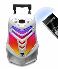 Sytech SYXTR10BL Monsterbeat System acoustic Professional portable wireless