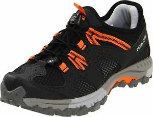 PEARL IZUMI San Quintín, Herren Sneaker, Mehrfarbig  Black,Grey - Größe: 40