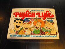 Vintage 1978 Punch Line - Parker Brothers No. 106