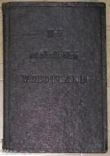 Adolf Gustav Caspari Das sächsische Vogtland Karte um 1865 Sachsen