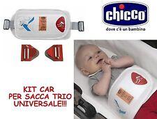 KIT CAR PER PASSEGGINO TRIO UNIVERSALE CHICCO