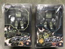 Transformers Fansproject Warbot WB005 Recoiler Core WB006 Riftshot Core Set MISB