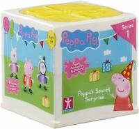 PEPPA PIG PEPPA'S SECRET SURPRISE PETS AND PALS SERIES 1 NEW SEALED