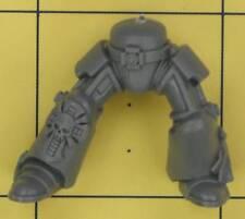 WARHAMMER 40K Space Marines terminazioni Squad gambe (A)