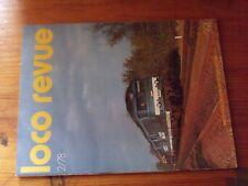 $$$ Loco Revue N°391 Depot vapeur type PLMMARCAttelage JC HOPont tournant