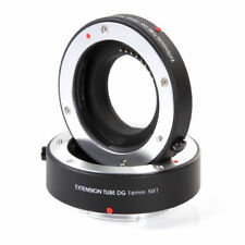 FOTGA  Automatic Focus Macro Extension Tube 10mm 16mm Set for Samsung NX Mount