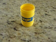 Wrangler Yellow Rodeo Barrel for Playset 1980s