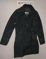 G-STAR DAMEN DENIM JEANSJACKE JACKE MANTEL STAFFORD COAT GR S SMALL