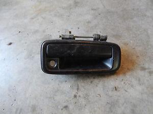 1988 1989 90 1990 1991 TOYOTA COROLLA RIGHT FRONT PASSENGER EXTERIOR DOOR HANDLE