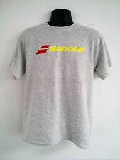Babolat Tennis T-Shirt Cotton/Polyester ASH GREY X-LARGE
