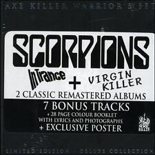 The Scorpions, In Trance / Virgin Killer: The Axe Killer Warriors Set, Excellent