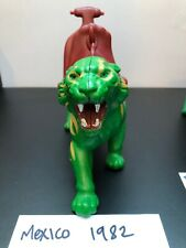 MEXICO BATTLECAT Masters Of The Universe MOTU Vintage he-man Incomplete RARE