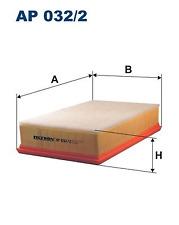 Air Filter Filtron ap032/2