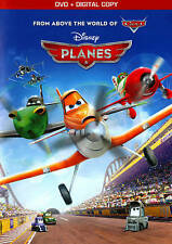 Planes (DVD, 2013, Includes Digital Copy)