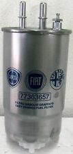 FILTRO GASOLIO ALFA GIULIETTA (940) 2.0 JTDM 100Kw  77363657