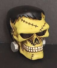 Frankenstein Skull Head Shift Knob Car Manuel Drag Stick Death Hot Rat Rod Drag
