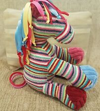 Jellycat Maypole soother comforter  Horse Pony Soft Toy Musical pull lullaby