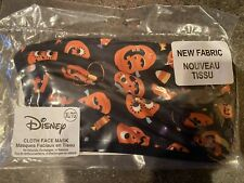 Disney Parks 2020 Halloween Treats Mickey Face Mask Adult X-Large Sealed
