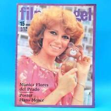 DDR Filmspiegel 15/1980 Sophia Loren Hans Moser Jan Englert Flores del Prado G