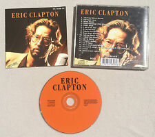 ERIC CLAPTON - EXPERIENCE INCL PICTURE DISC EXP007 / CD ALBUM (ANNEE 1995)