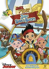 Jake and The Never Land Pirates: Jake Saves Bucky [DVD][Region 2]